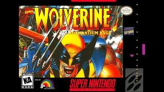 Is Wolverine: Adamantium Rage [SNES] Worth Playing Today? - SNESdrunk