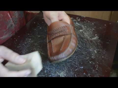 Как почистить светлую кожаную обувь в домашних условиях