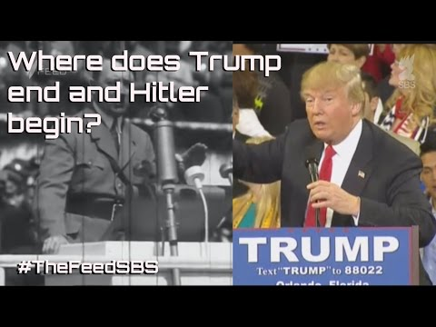 Where Does Trump End And Hitler Begin? - The Feed