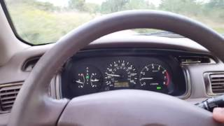 '97 Camry XLE V6 update & drive!