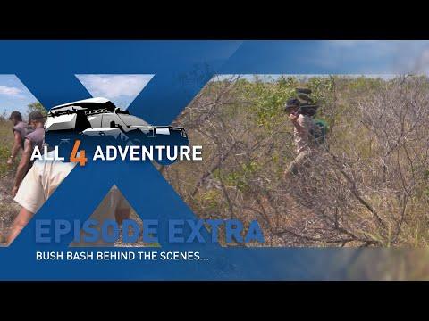 Bush Bash Behind The Scenes ► All 4 Adventure TV