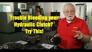 How To Bleed A Hydraulic Clutch - Wrenchin