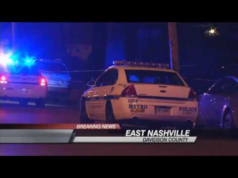 Breaking News: Double Shooting in East Nashville