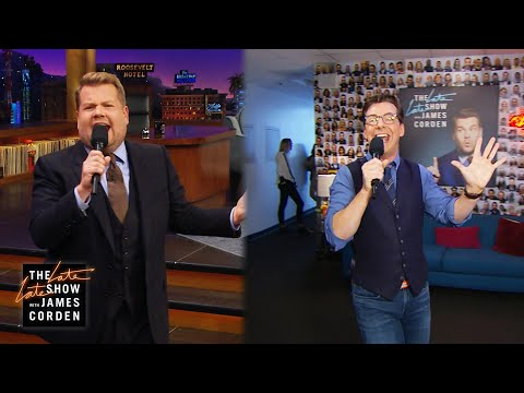 Sean Hayes & James Corden DON'T Want to Duet