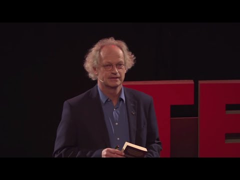 Technology is not going to save us, ecology will! | Theunis Piersma | TEDxFryslân