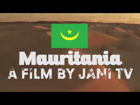 Travel to mauritania/ full history