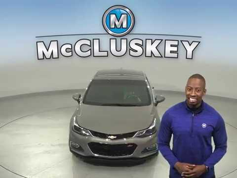 A16852YT Used 2017 Chevrolet Cruze  Sedan Test Drive, Review, For Sale -