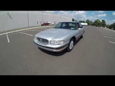 4K Review 1999 Buick Lesabre Only 30K Miles Virtual Test-Drive & Walk-around