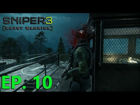 HOLY .50 CAL!!!! - SNIPER GHOST WARRIOR 3 EPISODE 10