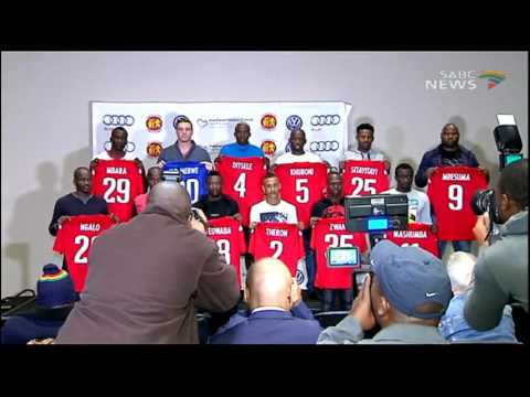 Highlands Park beefs up their squad for the PSL 2016/2017 season