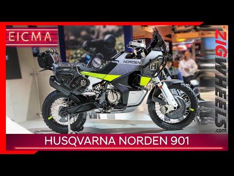 Husqvarna bringt das Norden 901 Concept als Serienmotorrad