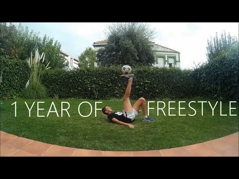 1 YEAR OF FREESTYLE - Miguel Pérez