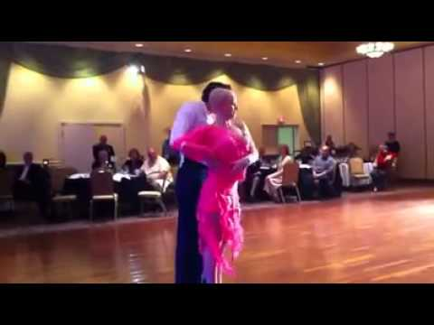 International Rumba.  Anastassia Ballroom & Dance