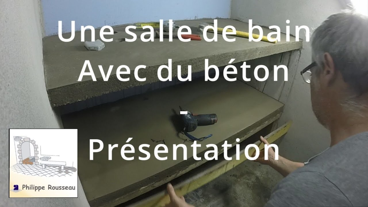 Plancher Béton Pose Des Planelles By Entreprise Rousseau