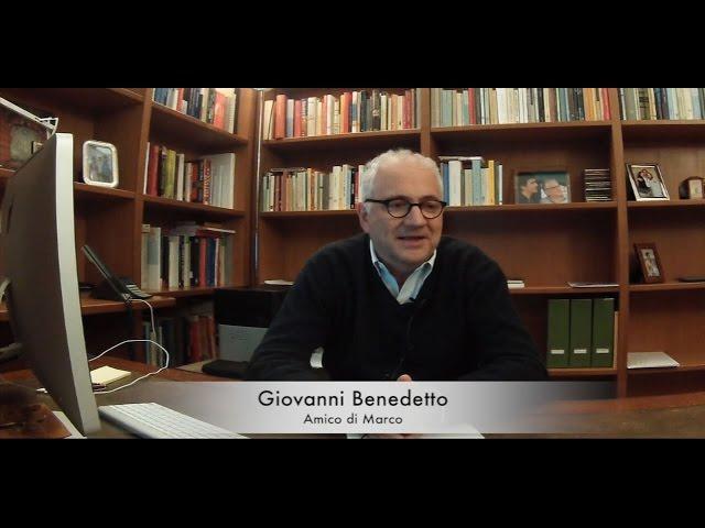 Giovanni Benedetto, ricordi di un guerriero
