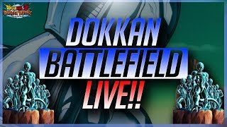 LR METAL COOLER CORPS IS NOW AVAILABLE! DOKKAN BATTLEFIELD LIVE! (DBZ: Dokkan Battle)