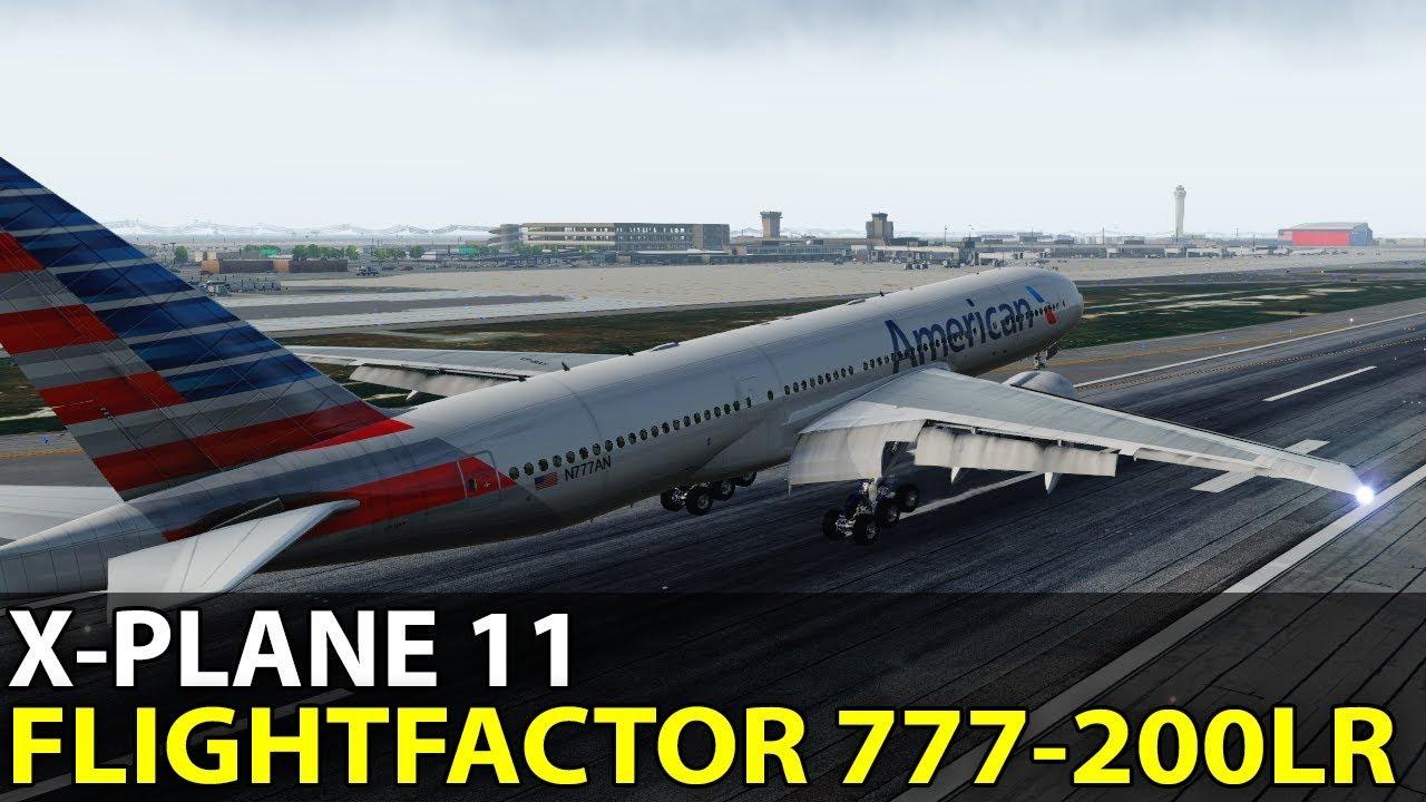 Epic Traffic, FlightFactor Boeing 777-200LR, PilotEdge ✈️ 2018-01-21