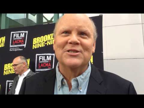 Dirk Blocker Emmys interview: Getting promoted on 'Brooklyn Nine-Nine'