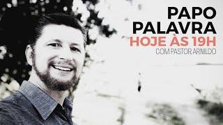 IP  Central de Itapeva - Papo Palavra com Rev. Arnildo Klumb  - 20/11/2020