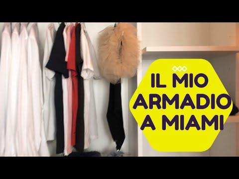 La Mia Cabina Armadio.Miami Il Mio Armadio La Mia Cabina Armadio In Usa Youtube