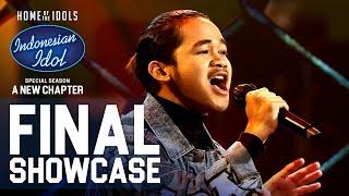 AZHARDI - MALIBU NIGHTS (Lany) - FINAL SHOWCASE - Indonesian Idol 2021