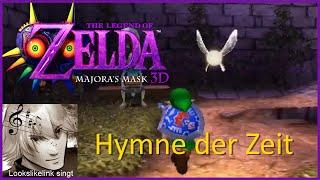 lookslikeLink singt die Hymne des Sturms [Zelda MM 3D]