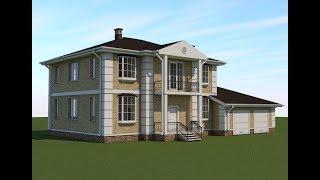 Проектирование домов и коттеджей. Все проекты 2018 года от СтройДомТраст