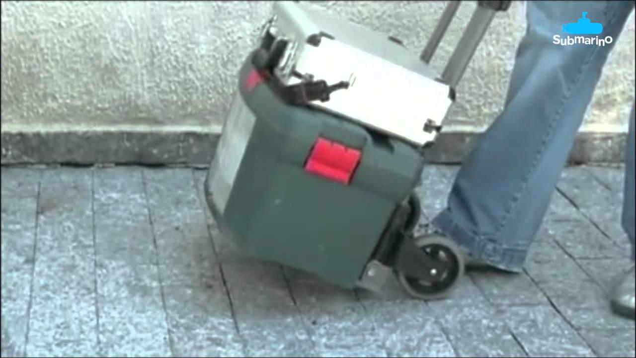 carrinho p carga dobrvel em ao magna cart