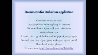 Dubai Visa Fees(Dubai Visa -Get Dubai visa online within 5 working days with the lowest Dubai visa fees and that too, comfortably from your home. Apply online to get your UAE ..., 2016-06-04T09:04:45.000Z)