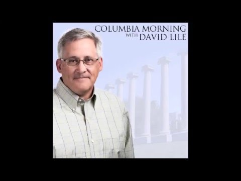 Columbia Morning - Interview with David Lile - 1400 AM KFRU - April 14, 2016