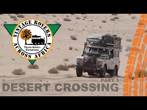 Desert Crossing - Part I