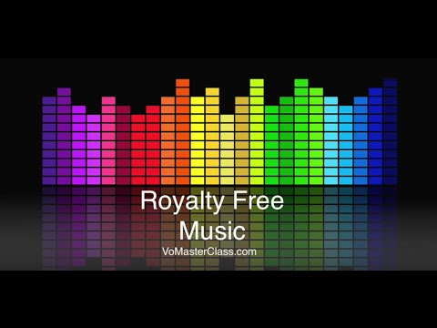 Royalty-Free Music for voice overs