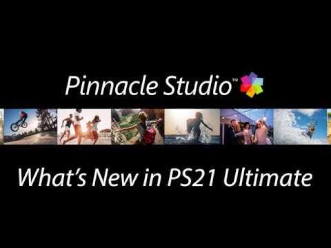 Pinnacle Studio 21 - What's New