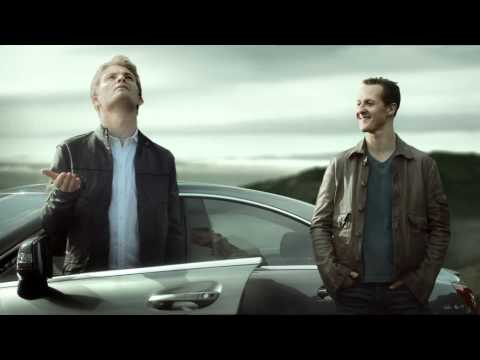 """New Mercedes TV spot """"Decisions"""" with Michael Schumacher, Nico Rosberg and pregnant woman"""