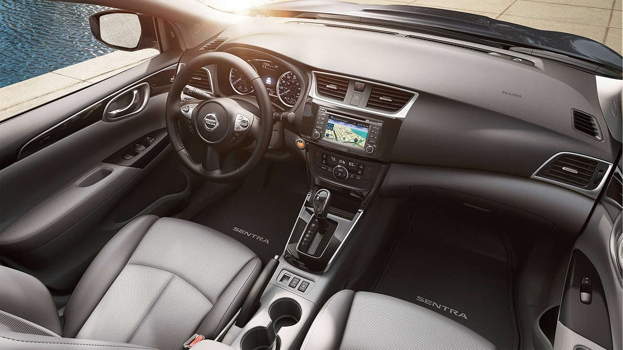 2017 Nissan Sentra Sl >> 2018 Nissan Sentra - YouTube