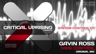 [KSX103] Gavin Ross - Take Control (Original Mix) System Control EP