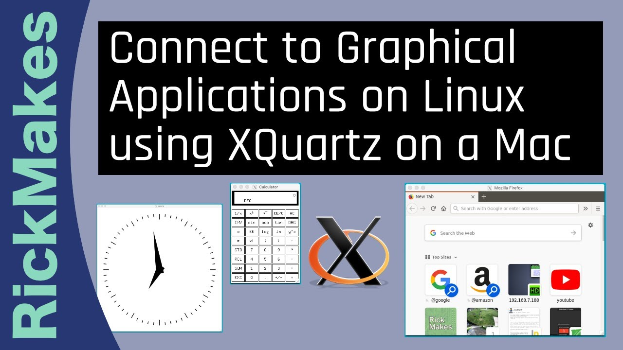 Connect to Graphical Applications on Linux using XQuartz ...