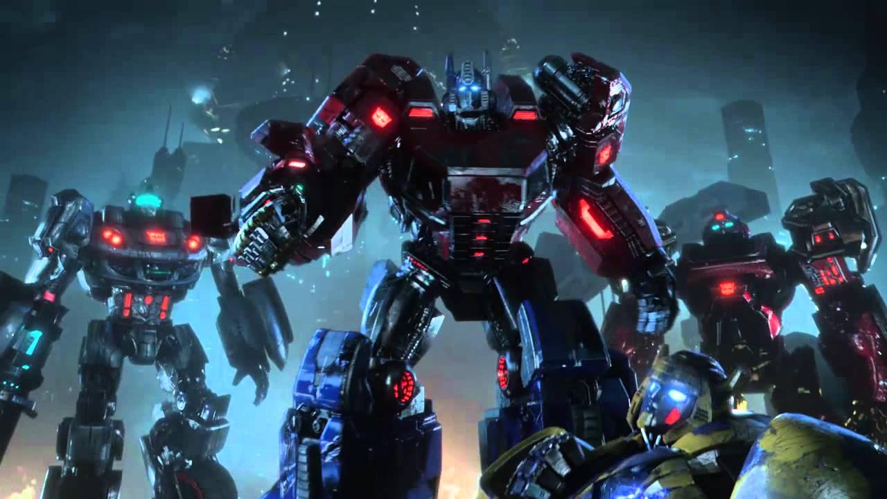 Transformers Fall Of Cybertron Wallpaper Transformers Fall Of Cybertron Official Making Of The