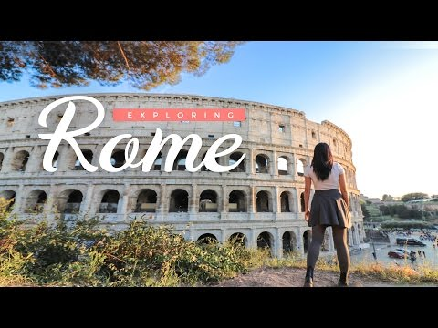 When in Rome: A 2-Day Travel Guide of Things to Do & See (feat. Through Eternity Tours)