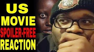 Us Movie Reaction (SPOILER-FREE)