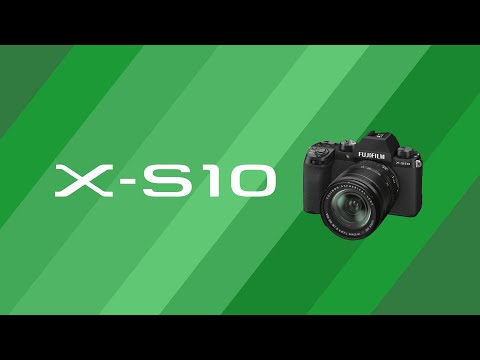 FUJIFILM X-S10 Promotional Movie/ FUJIFILM