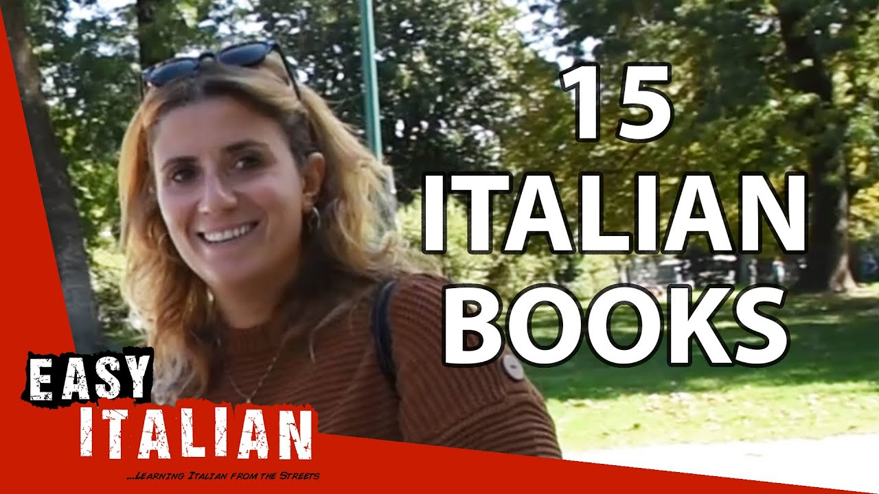15 Best Italian Books and Authors to Learn Italian | Easy Italian 56