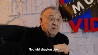 Mirzabek Xolmedov - Umidsiz hayot, hayot emas.