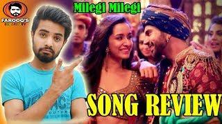 Milegi Milegi Item Song || FULL REVIEW || STREE || Farooq's Creativity