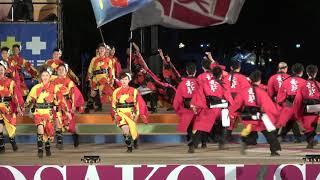 江別まっことえぇ&北海道情報大学 2019YOSAKOIソーラン祭り6/7(金) ソーランナイト前半