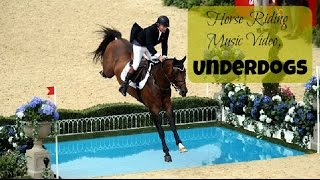 Video Horse riding music video ~ Underdogs download MP3, 3GP, MP4, WEBM, AVI, FLV Januari 2018