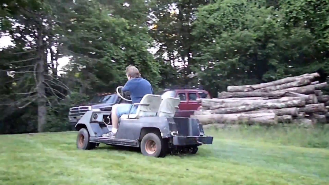 Yamaha G1 Part 1: Golf Cart Build Introduction and Motorcycle Engine on anglia build, 4x4 build, buggy build, trailer build, car build, camper build, sportbike build, jeep build,