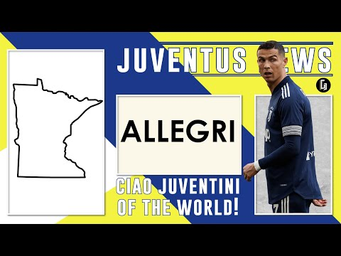 JUVENTUS NEWS    MINNESOTA DAY    ALLEGRI IS BACK! WHAT ABOUT CRISTIANO RONALDO?
