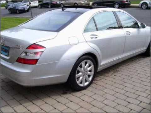 2008 mercedes benz s class little silver nj youtube