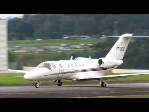 decolagens executives jets